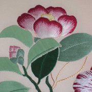 """Détail du tableau """"Camellias"""""""
